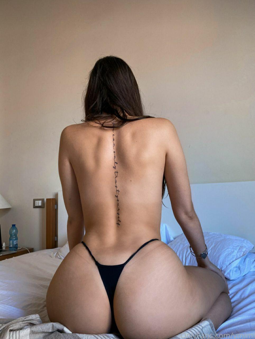 Martina Vismara  nackt